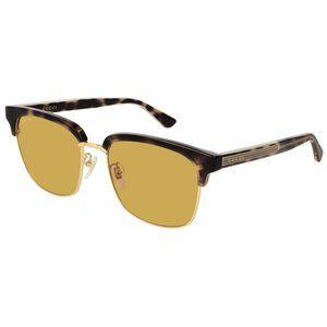 Gucci GG0382S 004 Havana/Brown Sunglasses